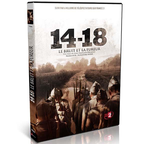 DVD 14-18 le bruit et la fureur