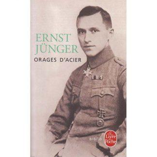 Orage d'acier - Ernst Jünger