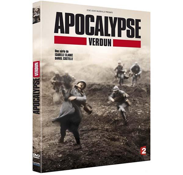 DVD - Apocalypse Verdun