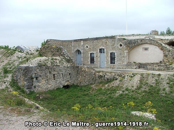 Fort de la Pompelle en 2007