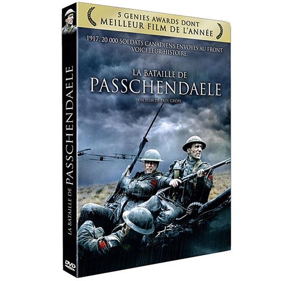 La bataille de Passchendaele