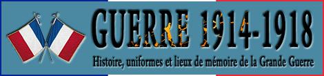 Logo du site Guerre 1914-1918