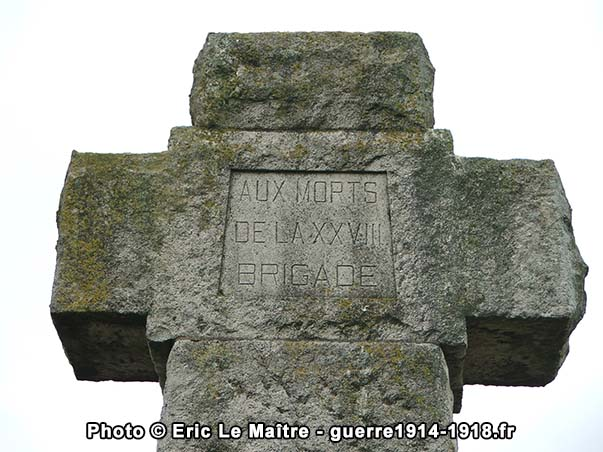 Aux morts de la 28ème brigade