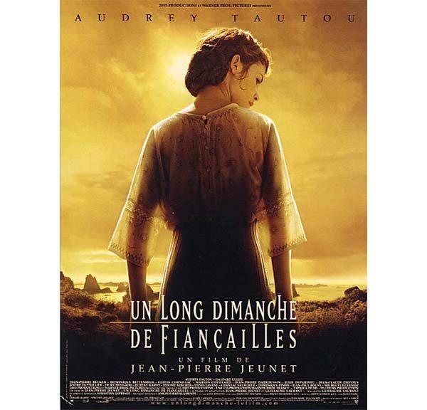 DVD - Un long dimanche de fiançailles