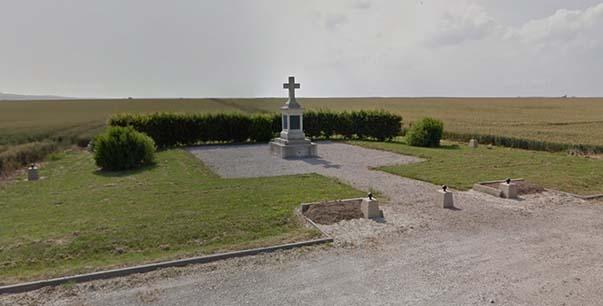 Photographie montrant le monument en juillet 2013