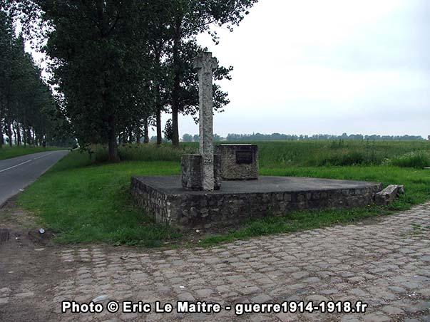Monument Charles Péguy à Villeroy