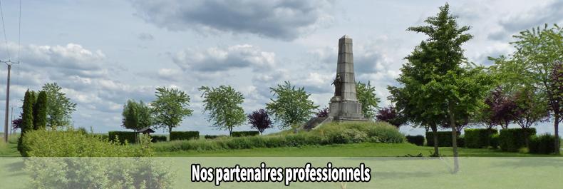 Le monument de Notre-Dame-de-la-Marne à Barcy