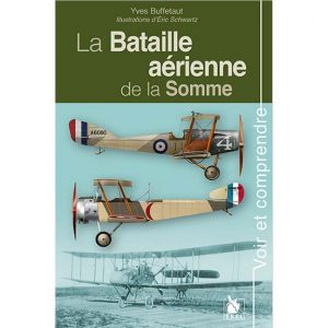 Livre : La bataille aérienne de la Somme