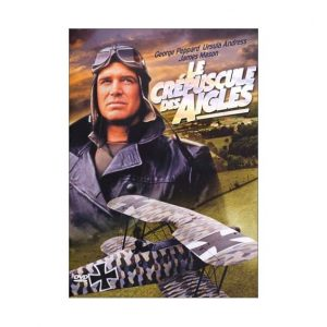 Film Le crépuscule des Aigles de John Guillermin avec George Peppard