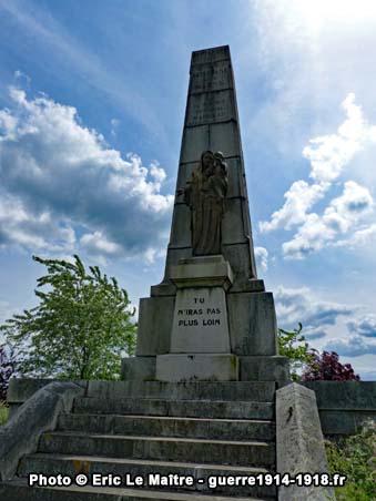 Détails du monument Notre-Dame-de-la-Marne - Barcy - Seine-et-Marne