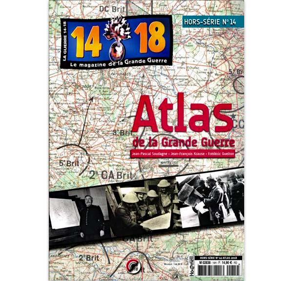 Hors-série du magazine de la Grande Guerre 14-18