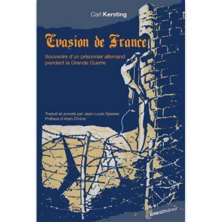 Évasion de France - Carl Kersting