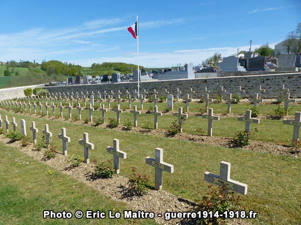 Le carré militaire de Montmirail (51 – Marne)