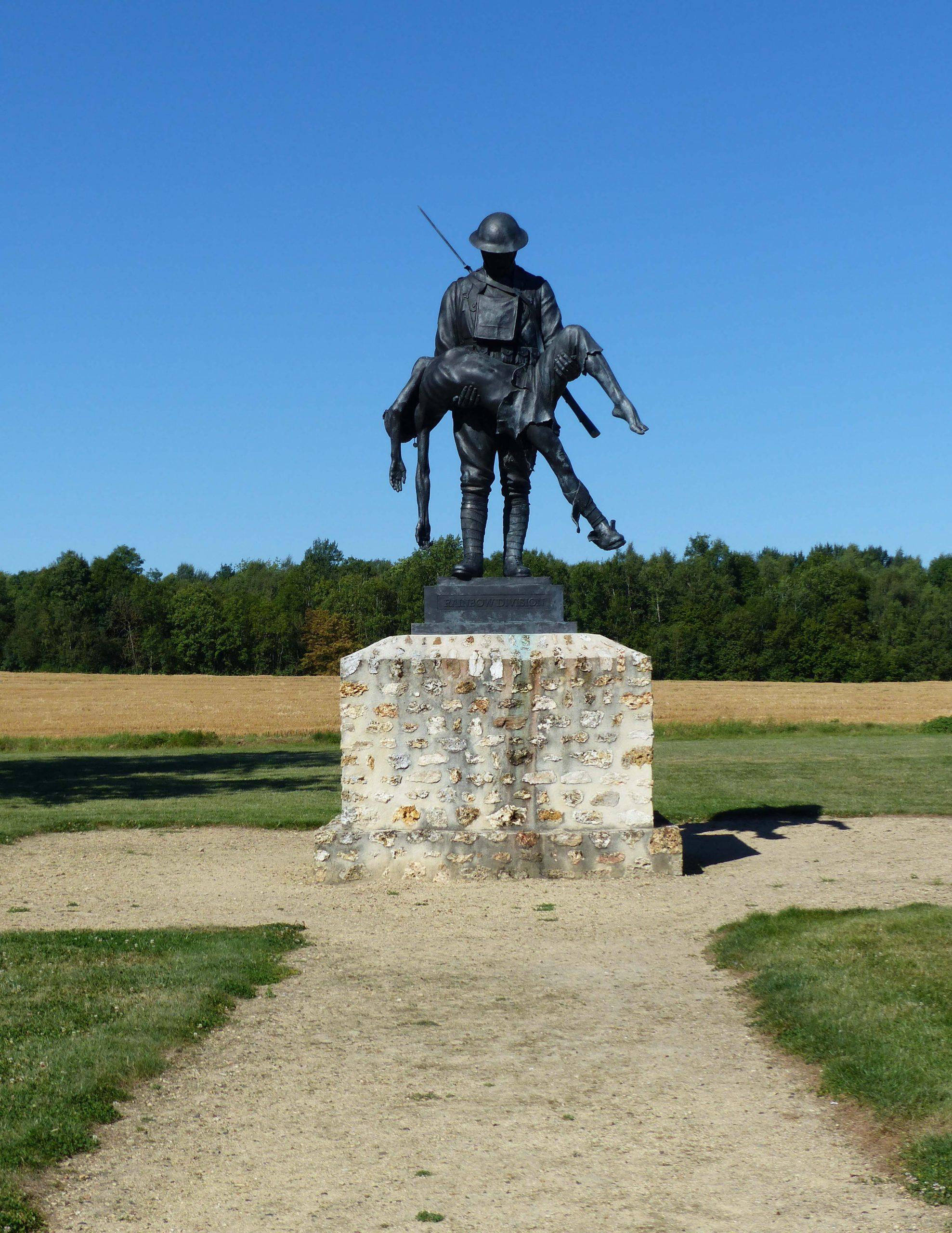 Mémorial de la 42e division américaine