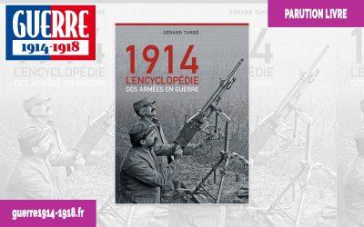 Août-septembre 1914 – Les Armées en guerre