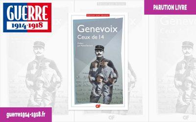 Ceux de 14 – Maurice Genevoix