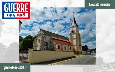 L'Église Saint-Martin à Iverny (77 – Seine-et-Marne)