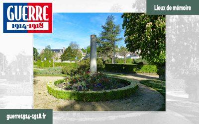 La colonne romaine commémorative de l'invasion allemande 1914-1918 à Château-Thierry (02 – Aisne)