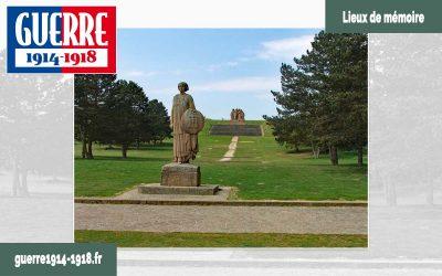 Le monument commémoratif de la Butte de Chalmont à Oulchy-le-Château (02-Aisne)