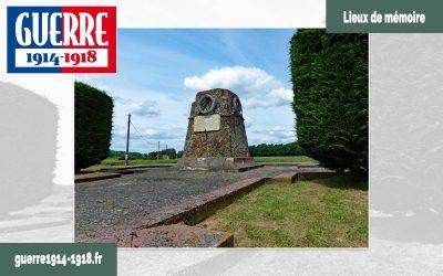 Le monument des Quatre-Routes (Chambry – 77 – Seine-et-Marne)