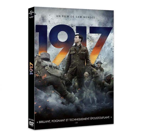 Film 1917 en DVD