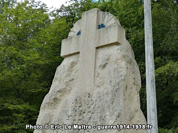 Sommet monument Driant à Beaumont-en-Verdunois